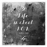 Life 1 Art Print