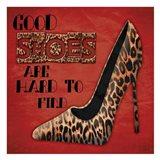 Shoes 1 Art Print
