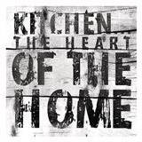 Kitchen 2 Mate Art Print