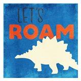 Roam Art Print