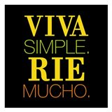 Viva Rie Art Print