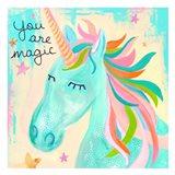 You Are Magic Unicorn Art Print