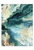 Neo Teal 2 Art Print