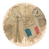 Paris Sussan Art Print