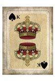 Crowns 1 Art Print