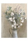 Lavender and Cotton Art Print