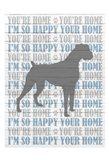 You're Home v3 Art Print