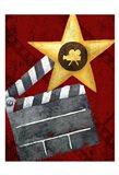 Movie Time 1 v2 Art Print