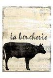 French Kitchen 1 Art Print