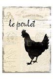 French Kitchen 2 Art Print