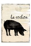 French Kitchen 3 Art Print