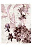 Cherry Blossom Plum 1 Art Print