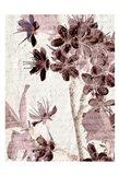 Cherry Blossom Plum 2 Art Print