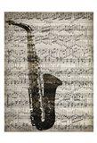 Music Sheets 2 Art Print