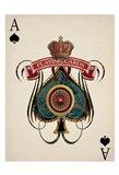 Playing Cards 2 Art Print