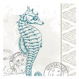 By the Sea 4 Art Print