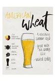 American Wheat Art Print