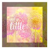 Little Things Art Print