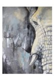 Majestic Pachyderm 1 Art Print