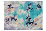 Birds 1 Art Print