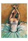 Ballet 1 Art Print