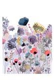 The Happy Garden Art Print