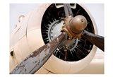 Plane Engine 5 Art Print