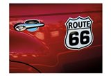 Classic Route 66 Art Print