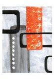 U Turn 2 Art Print