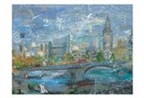 London in the Afternoon Art Print
