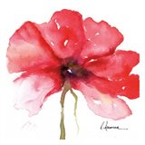 Flor Roja 82504 Art Print