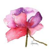 Paragon in Pink Art Print