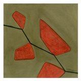 Trapezoids 3 Art Print