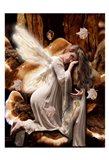 Fairy 45 Art Print