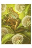 Nature Fairy Art Print
