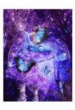 Sky Fairy Art Print