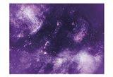 Ultra Violet Deeps Art Print