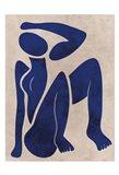 Postured Darling Art Print
