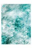 Aquatic Rush 2 Art Print