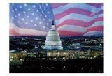 Capitol Pride Art Print