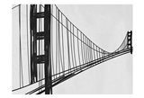 Bridge Heights Art Print