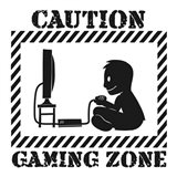 Gaming Zone Art Print