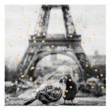 Paris Love 1 Art Print