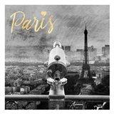 Paris Love 2 Art Print