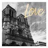 Paris Love 3 Art Print