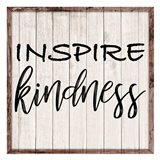 Inspire Kindness Art Print