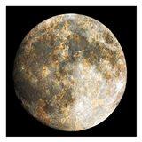 Lunar Metallics 1 Art Print