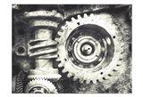 Industrial Close Up Art Print