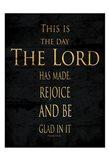 The Lord Art Print