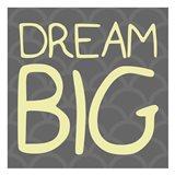 Big Dream Reverse Art Print